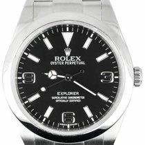 Rolex Explorer Steel 39mm Arabic numerals United States of America, New York, Smithtown