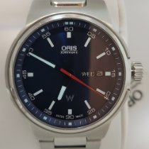 Oris Williams F1 Steel 42mm Blue No numerals United States of America, Alabama, Washington