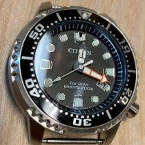 Citizen Promaster Steel 44mm Black No numerals United States of America, Connecticut, norwich