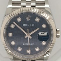 Rolex Datejust 126234 Very good Steel 36mm Automatic