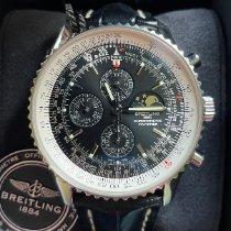 Breitling Navitimer 1461 Steel 46mm Black No numerals