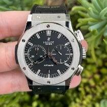 Hublot Classic Fusion Chronograph Titanium 45mm Black No numerals United States of America, California, Los Angeles