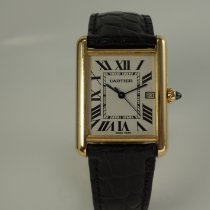 Cartier Tank Louis Cartier Yellow gold 26mm White Roman numerals United States of America, Texas, Houston