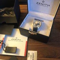 Zenith El Primero Original 1969 Acier 38mm