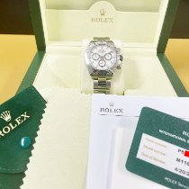 Rolex Daytona Steel 40mm White No numerals United States of America, California, Pasadena