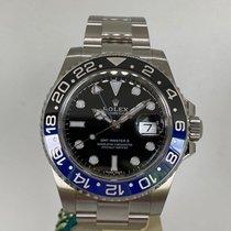 Rolex GMT-Master II Acciaio Nero Italia, Caserta