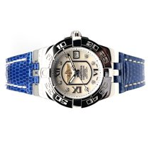 Breitling Galactic 30 Steel 30mm White
