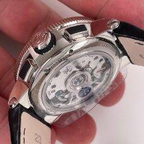 Ulysse Nardin Marine Chronograph Steel 43mm White Roman numerals