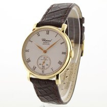 Chopard 16/1223 Yellow gold 1995 Classic 35.5mm pre-owned