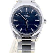 Omega 220.10.38.20.03.001 Acier Seamaster Aqua Terra 38mm occasion