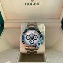 Rolex Daytona Steel 40mm White No numerals United States of America, Massachusetts, Pittsfield