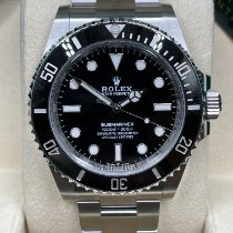 Rolex Submariner (No Date) Steel 41mm Black No numerals United States of America, Colorado, Colorado Springs