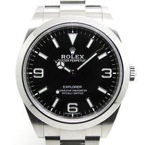 Rolex (ロレックス) エクスプローラー ステンレス 47mm ブラック アラビアインデックス 日本, Kanazawa-shi, Ishikawa-ken