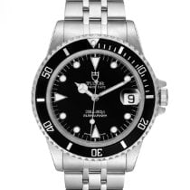 Tudor Submariner Steel 36mm Black United States of America, Georgia, Atlanta
