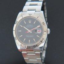 Rolex Datejust Turn-O-Graph Acier 36mm Gris