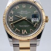 Rolex 126233 Oro/Acciaio 2021 36mm nuovo Italia, Ravenna