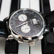 A. Lange & Söhne 405.035 Platinum 2014 Datograph 41mm pre-owned