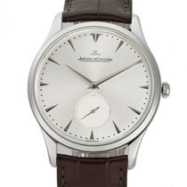 Jaeger-LeCoultre Master Grande Ultra Thin Steel 40mm Silver United States of America, New York, New York
