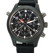 IWC Pilot Chronograph Top Gun Ceramic 46mm Black United States of America, New York, New York