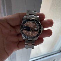 Rolex Submariner Date Steel 40mm Black No numerals UAE, 9292