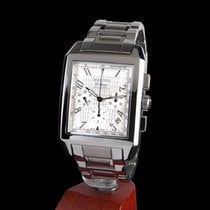 Zenith Steel Automatic White Arabic numerals 36mm pre-owned Port Royal