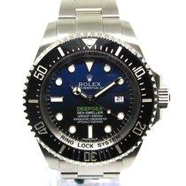 Rolex Sea-Dweller Deepsea nuevo 2016 Automático Reloj con estuche y documentos originales 116660