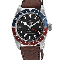 Tudor M79830RB-0002 Steel Black Bay GMT new United States of America, New York, Brooklyn