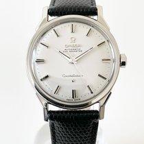 歐米茄 167.005 鋼 1967 Constellation 34.5mm 二手