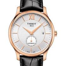 Tissot Tradition Сталь 40mm Cеребро