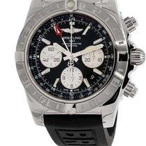 Breitling Chronomat 44 GMT Acero 44mm Negro