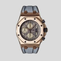 Audemars Piguet Royal Oak Offshore Chronograph Pозовое золото 42mm Cерый