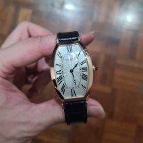Cartier Rose gold 51mm Manual winding 2802J pre-owned Malaysia, Johor bahru