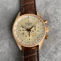 Zenith Rose gold Automatic Mother of pearl 38mm new El Primero Chronograph
