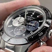 Zenith Chronomaster Sport Steel 41mm Black No numerals UAE, Dubai