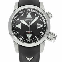 Eberhard & Co. Scafo new Automatic Watch with original box and original papers 41025