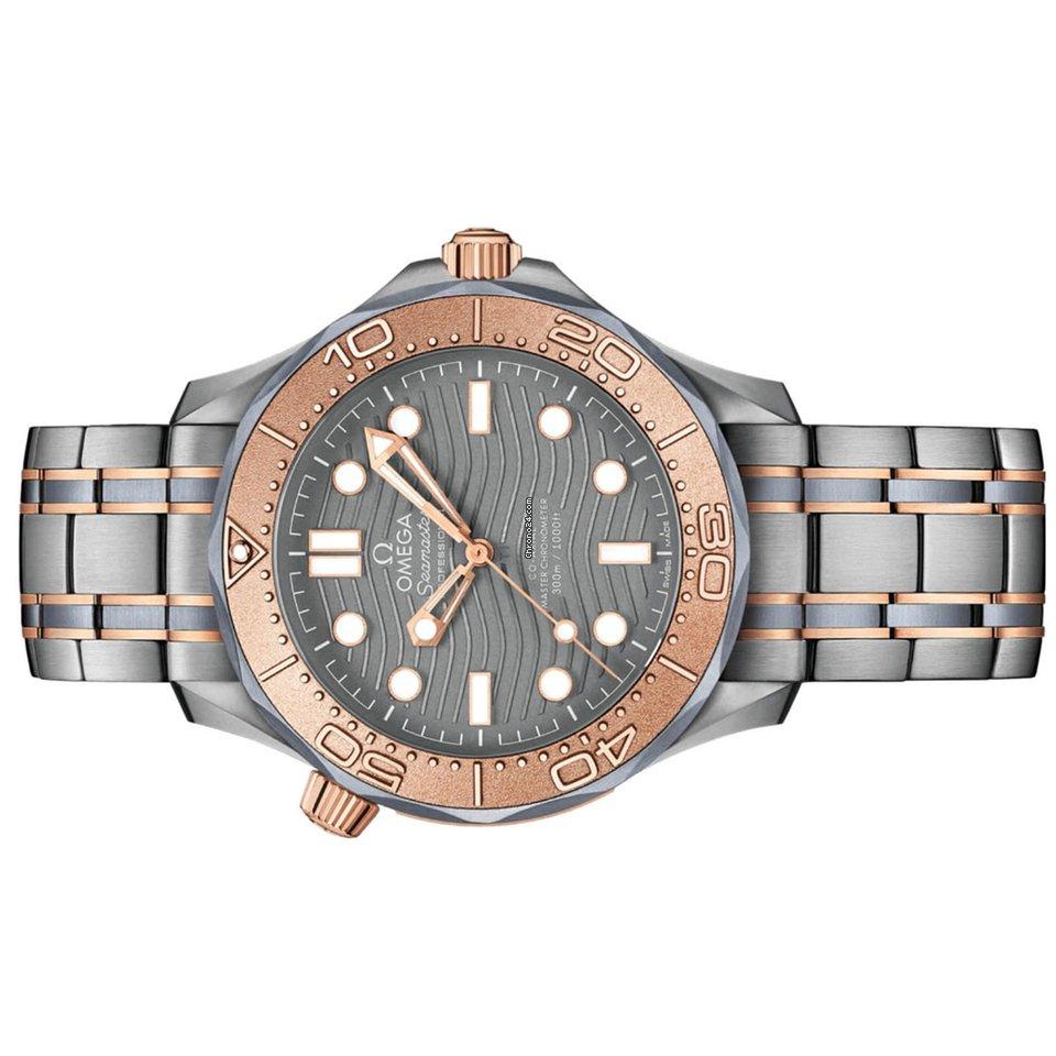 Omega Seamaster Diver 300 M 210.60.42.20.99.001 2021 new