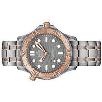 Omega Seamaster Diver 300 M Titanium 42mm Grey No numerals United States of America, Florida, Aventura