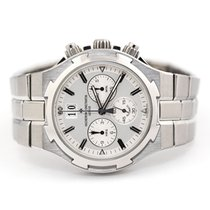 Vacheron Constantin Overseas Chronograph Steel 40mm White No numerals United States of America, Florida, Aventura
