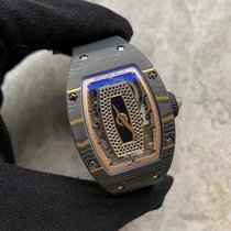 Richard Mille Carbon 45.66mm Automatic RM07-01 new