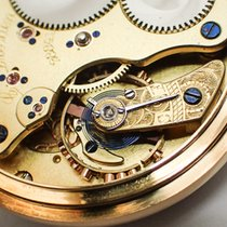 A. Lange & Söhne Very good Yellow gold 52mm Manual winding