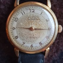 Cyrus Gold/Steel 32mm Manual winding 04271 pre-owned