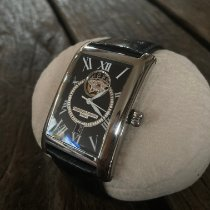 Frederique Constant Classics Heart Beat Steel 47mm Black