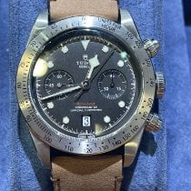 Tudor Black Bay Chrono Steel 41mm Black United States of America, Florida, Coconut Grove