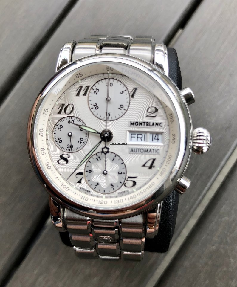 Montblanc 7016-501 2004 pre-owned