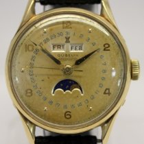 Gübelin Yellow gold Automatic pre-owned United States of America, Massachusetts, West Boylston