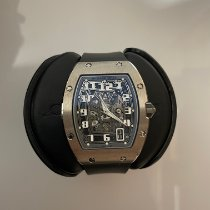 Richard Mille Titanium 38.7mm Automatic RM67-01 Ti pre-owned