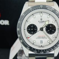 Tudor Black Bay Chrono Acier 41mm Blanc