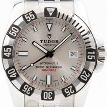 Tudor Hydronaut Stål 41mm Sølv