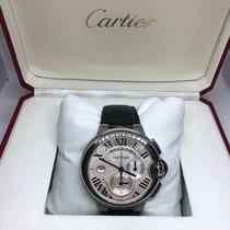 Cartier Ballon Bleu 44mm Сталь 44mm Cеребро Римские