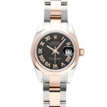 Rolex 179161 Steel 2014 Lady-Datejust 26mm pre-owned